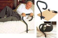 Bed helper, help to get you up and out of bed #disabled #inclusionbodymyositis #myositis  Can purchase at Amazon.com: http://www.amazon.com/Stander-2041-BedCane/dp/B000GUHG6K/ref=sr_1_1?ie=UTF8&qid=1408090783&sr=8-1&keywords=bed+cane