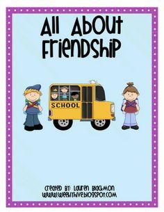 Free!! Friendship unit!