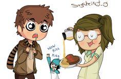 Éste comic empezó por solo una idea en la cual los personajes se han ganado una gran popularidad,...