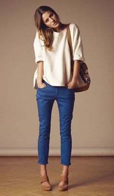 Reiss: casual.