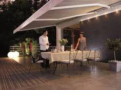 Uw Somfy buitenzonwering dealer www. Outdoor Living, Outdoor Decor, Ramen, Pergola, Exterior, Patio, Terrace Ideas, Home Decor, Store