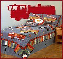 another firetruck idea