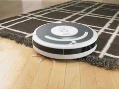 iRoomba, o robô eletrônico silencioso que limpa a casa inteira sozinho