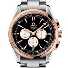 """Omega Seamaster Olympic Collection """"Beijing 2008"""" 