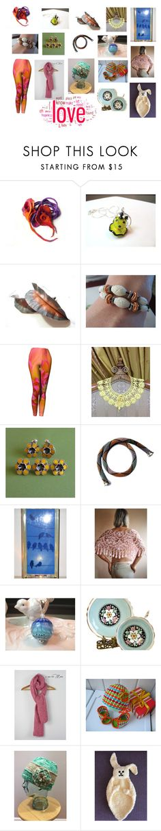 """""""Love"""" by acasaconmanu ❤ liked on Polyvore featuring Giallo"""