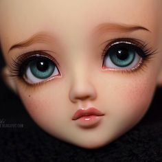 OOAK Customized BJD by Xhanthi