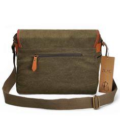 Color : Brown SPLY DTEM Mens Shoulder Messenger Bag Canvas SLR Camera Digital Camera Bag SLR Camera Bag Briefcase