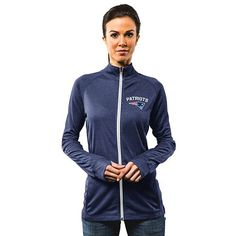 Women's New Orleans Saints Majestic Charcoal Count the Wins Synthetic Therma Base? Jacket