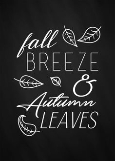 Fall is here and we thought a great way to celebrate would be with a new Free Printable Fall Chalkboard Print. Who doesn't want something new and fresh for their wall or vignettes. So we are sending you a cool Fall Breeze sprinkled with Autumn Leaves (that you don't have to rake : ) Come …