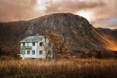 Заброшенные дома в одиночестве « FotoRelax