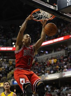 D Rose: May not be on my team, but I think he will go down as one of the greatest of all time. He is the most respectful, focused and driven players...ever.