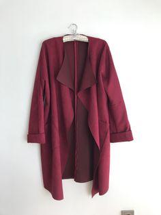 Duster Coat, Kimono Top, Jackets, Tops, Women, Fashion, Down Jackets, Moda, Fashion Styles