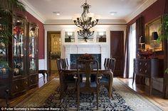 peyton manning's denver house | Inside Peyton Manning's $4.6million Denver home: NFL star buys ...