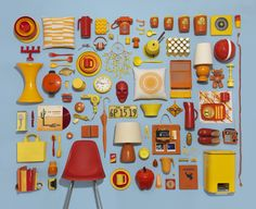 This Guy Turns OCD Hoarding Into Amazing Photos | Wired Design | Wired.com