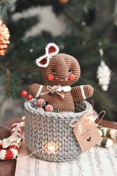 Halloween Crochet Patterns, Crochet Bear Patterns, Crochet Motif, Easy Crochet, Free Crochet, Crochet Panda, Crochet Baby Toys, Crochet Animals, Easy Amigurumi Pattern