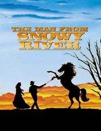 The Man From Snowy River (1982) - Jim Craig has lived his first 18 years in the mountains of Australia on his father's farm. The death of his father forces him to go to the low lands to earn enough money to get the farm back on its feet. Kirk Douglas plays two roles as twin brothers who haven't spoken for years, one of whom was Jim's father's best friend and the other of whom is the father of the girl he wants to marry.