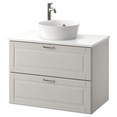IKEA - Mobile lavabo/lavabo 40 per piano Steel Seal, Recycling Facility, Plastic Foil, Vanity Countertop, Ikea Family, Laminate Countertops, Wood Drawers, Marble Effect, Smart Design
