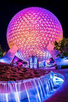 Epcot Park, Orlando USA