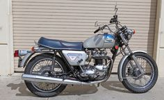 1977 Triumph T140J Bonneville Silver Jubilee, featured in the July 2014 issue of Rider magazine.