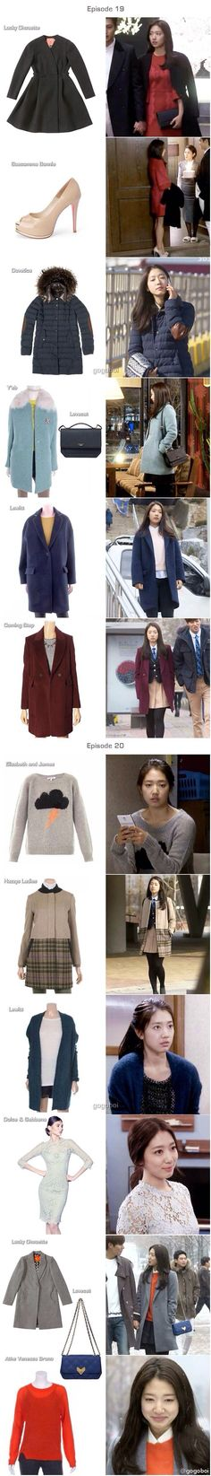 Fashion in Drama #the heirs