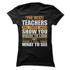 THE BEST TEACHERS T SHIRTS
