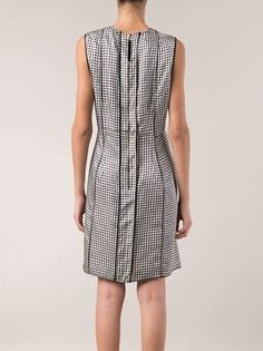 Marc Jacobs Gingham Check Dress - Capitol - Farfetch.com