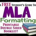 Use this free MLA formatting student handbook with the most important guidelines that students should follow when writing a research paper.  You ju...