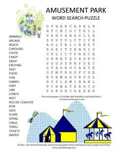 Puzzle of the Week Printable Puzzles, Crossword Puzzles, Free Printable Worksheets, Free Printables, Word Games, Fun Games, Free Word Search Puzzles, Senior Center, Different Types Of Vegetables