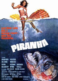 70's 80's Films: Piranha (1978)