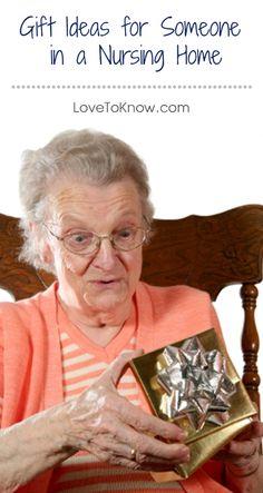 22 Best Nursing Home Residents Gift Ideas Images Regali Per