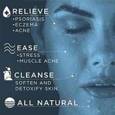 Minera Natural Dead Sea Salt, 5lbs Bag Fine Grain RELIEVE PSORIASIS,ECZEMA &ACNE   Health & Beauty, Bath & Body, Bath Salts   eBay!