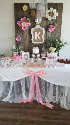 Rustic baby shower by giseline