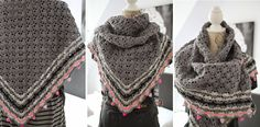 Totally Zen - Lovely shawl on  De Haakzolder