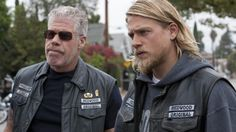 "sons of anarchy season 3 | Entfernte Szene aus ""Sons of Anarchy - Season 3"" mit Katey Sagal"
