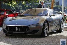 Maserati remind us they are still an automotive force with wins at the Concorso d'Eleganza Villa d'Este