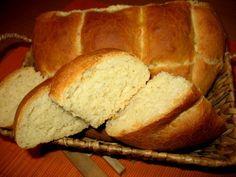 Domaći hleb na italijanski način, mnogo je ukusan i nije težak za pripremu :)