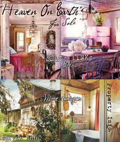 Magnolia Pearl Ranch For Sale~If only!! What a beautiful life!