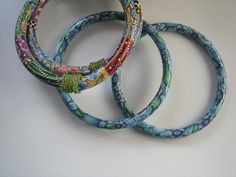 Nope, they're not bangle bracelets... by dixie103, via Flickr