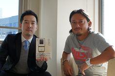 本田直之さんにお会いしました。