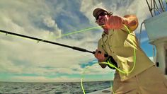 Fly fishing for Sails on the Pacific can't get better than this...