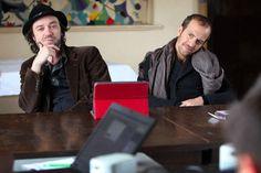 Stanislas et Caologero sont venus à La Voix répondre à vos questions. PHOTO PIB.