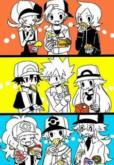 Pokemon Gif, Pokemon Show, Pokemon Manga, Pokemon Comics, Pokemon Memes, All Pokemon, Pokemon Fan Art, Cute Pokemon, Pokemon Stuff