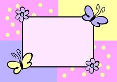 Invitaciónes mariposas baby shower - Imagui