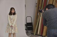 【バンタンゲームアカデミー】アニメ&ゲーム声優専攻・デビューに向けて、宣材写真撮影!