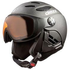 Black Metal, Helmet, Hockey Helmet, Helmets