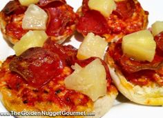 The Golden Nugget Gourmet: Pizza Butter
