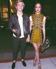 Ross lynch and Courtney eaton