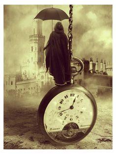 time traveler by beyzayildirim77.deviantart.com