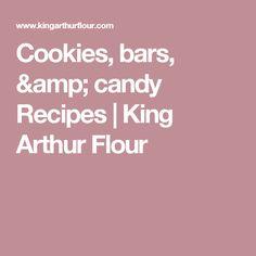 Cookies, bars, & candy Recipes | King Arthur Flour