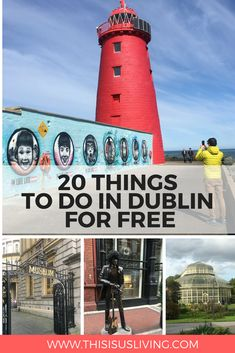 20 things to do in Dublin FOR FREE